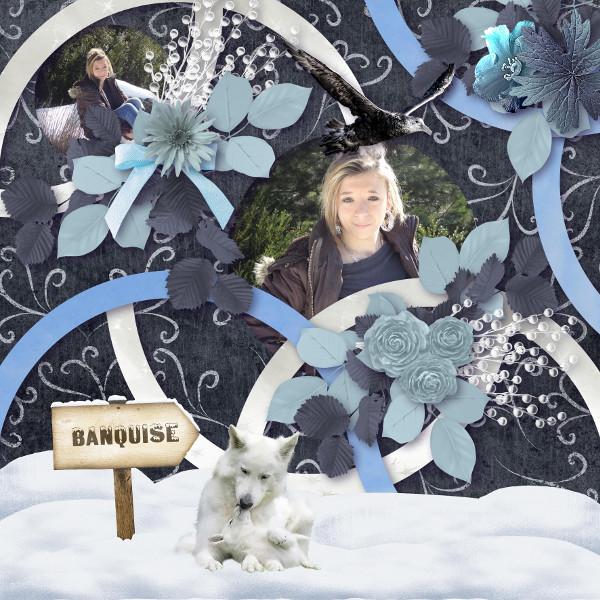 Odyssée Banquise - collab Bijou7 Design, Floralys, Malo et moi - pour le 1er décembre 2015 Odyssy11