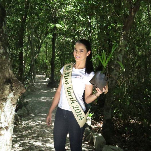 The Official Thread of MISS EARTH® 2014 Jamie Herrell, Philippines - Page 4 12038011