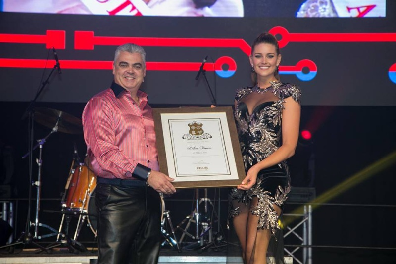 The Official Thread of Miss World 2014 ® Rolene Strauss- South Africa - Page 15 12043112