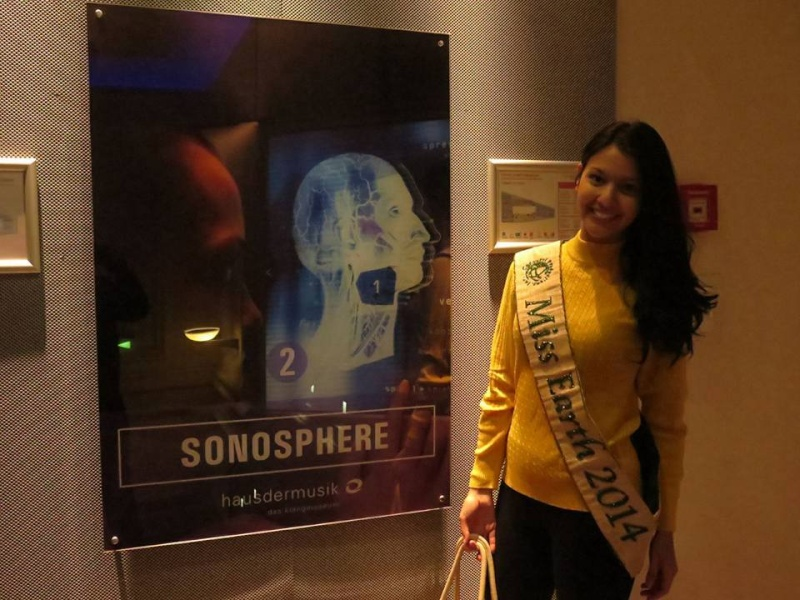 The Official Thread of MISS EARTH® 2014 Jamie Herrell, Philippines - Page 4 12063711