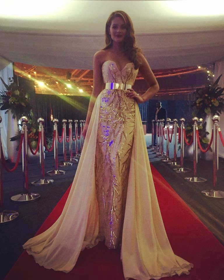 The Official Thread of Miss World 2014 ® Rolene Strauss- South Africa - Page 15 12106913
