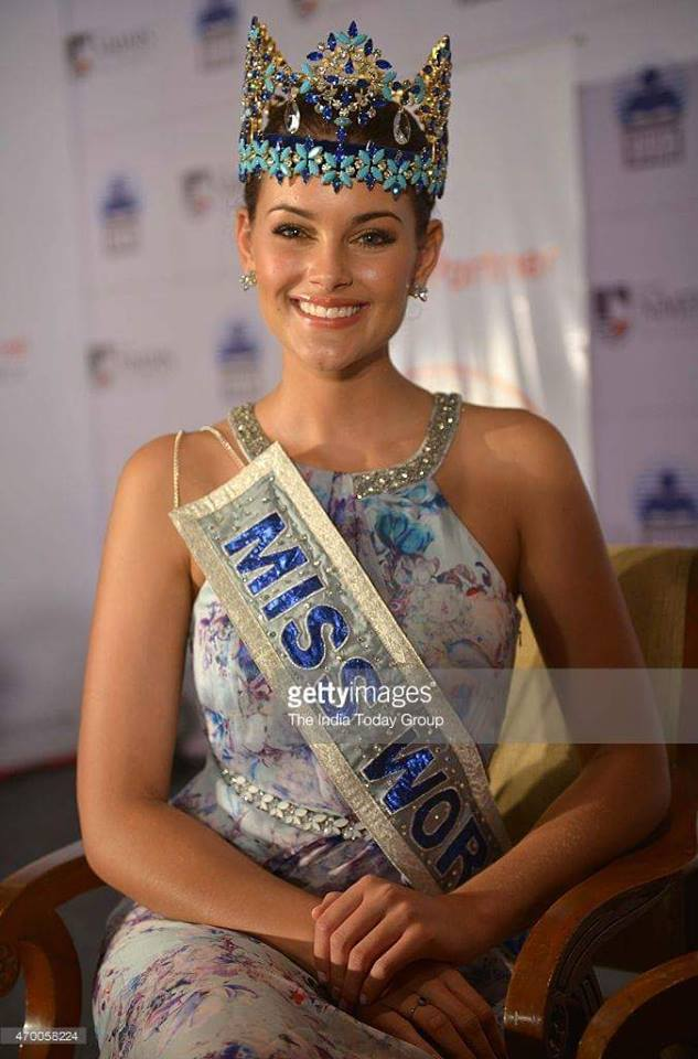 The Official Thread of Miss World 2014 ® Rolene Strauss- South Africa - Page 14 12141510