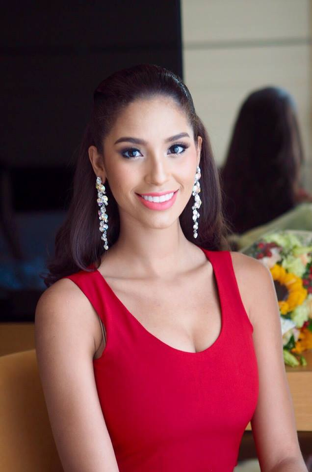 Anea García- MISS GRAND INTERNATIONAL 2015- RESIGNED - Page 2 12190810