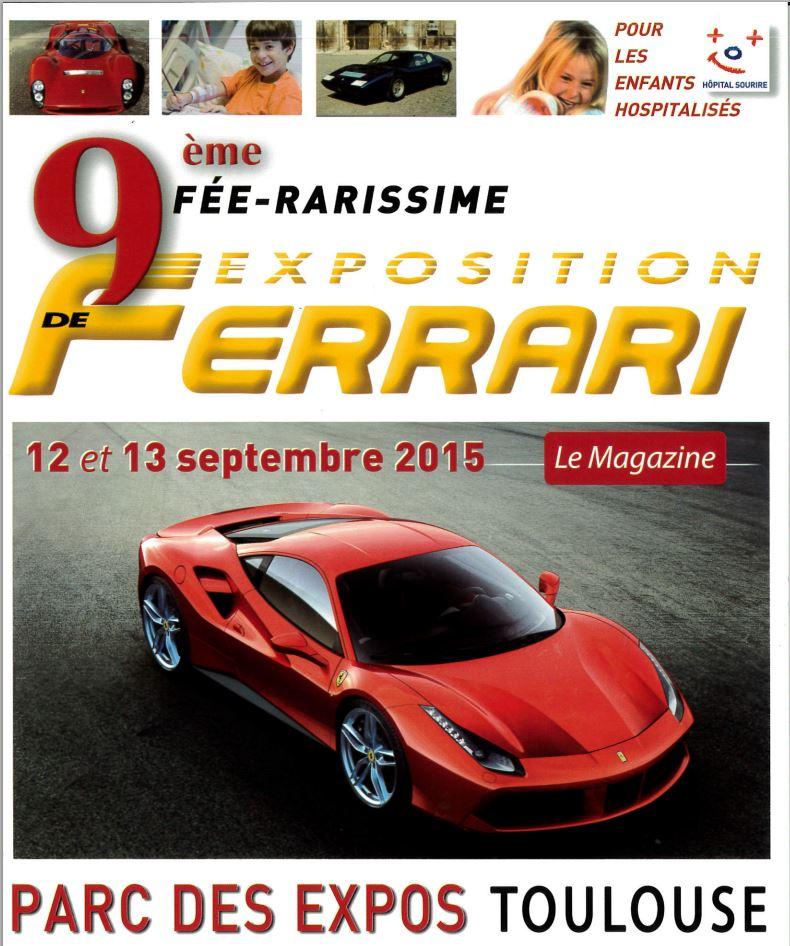 Fée Rarissime : le CiRSO32 présent sur un évènement incontournable sur Toulouse Fee_ra10
