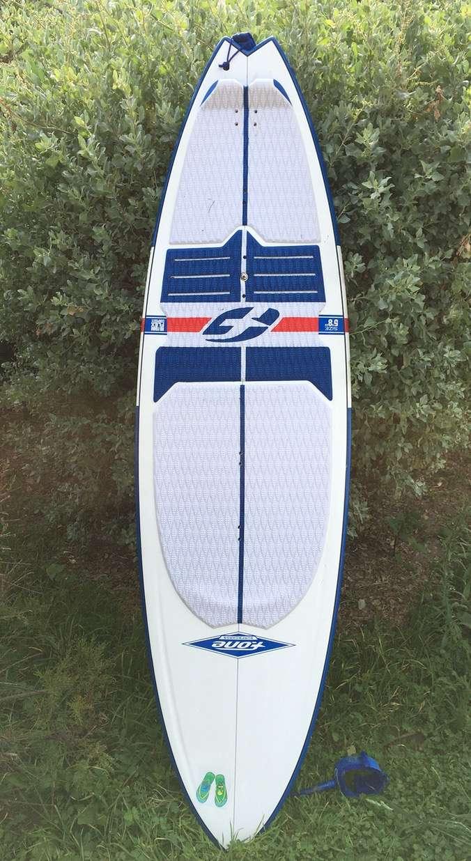 (VENDUE) planche F-One Mitu Convertible 2015 Captur23