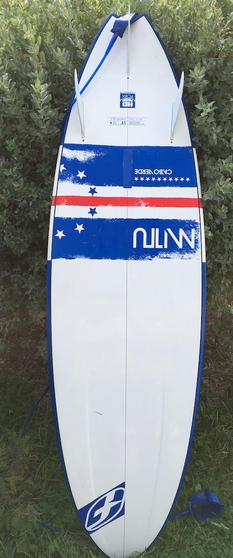 (VENDUE) planche F-One Mitu Convertible 2015 Captur24