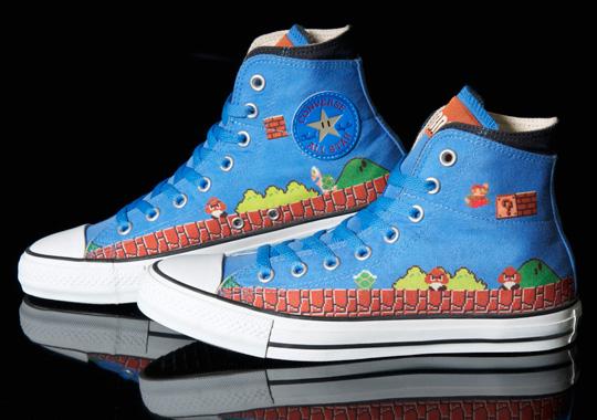 Deux autres paires de Converse All Star Super Mario ! Conver10