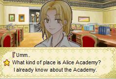 ♥ ~Mikan's Gakuen Alice GBA game guide~ ♥ Choice10