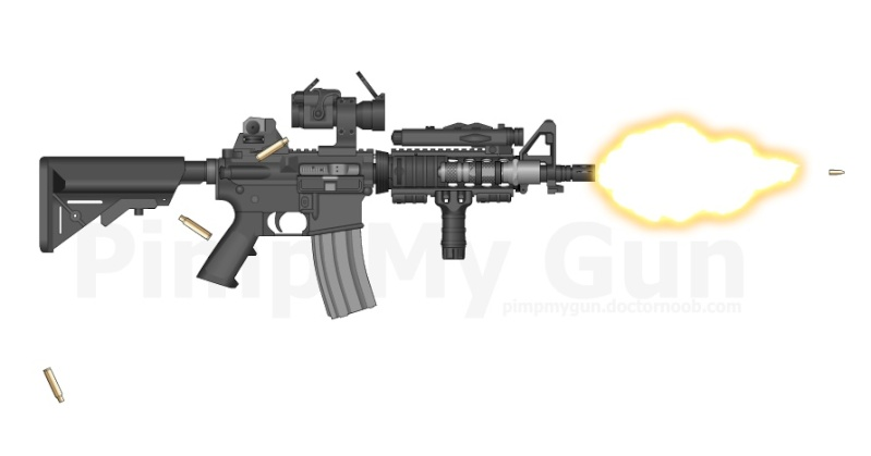Airsoft Lovers M4_art14
