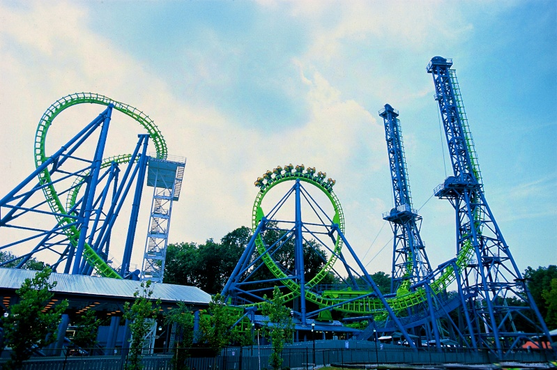 Parc d'attraction & Rollercoaster 11513310
