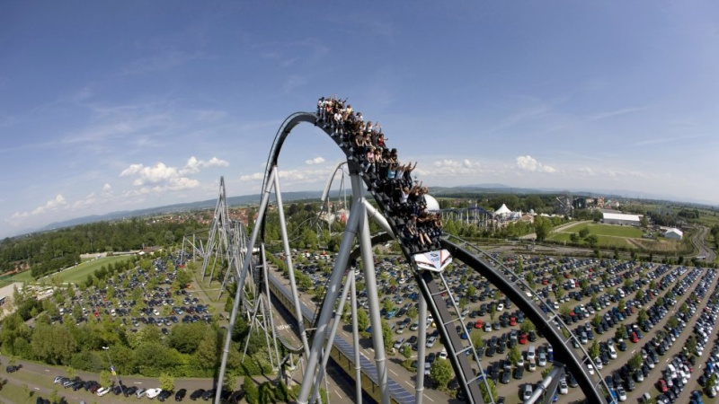 Parc d'attraction & Rollercoaster Silver10