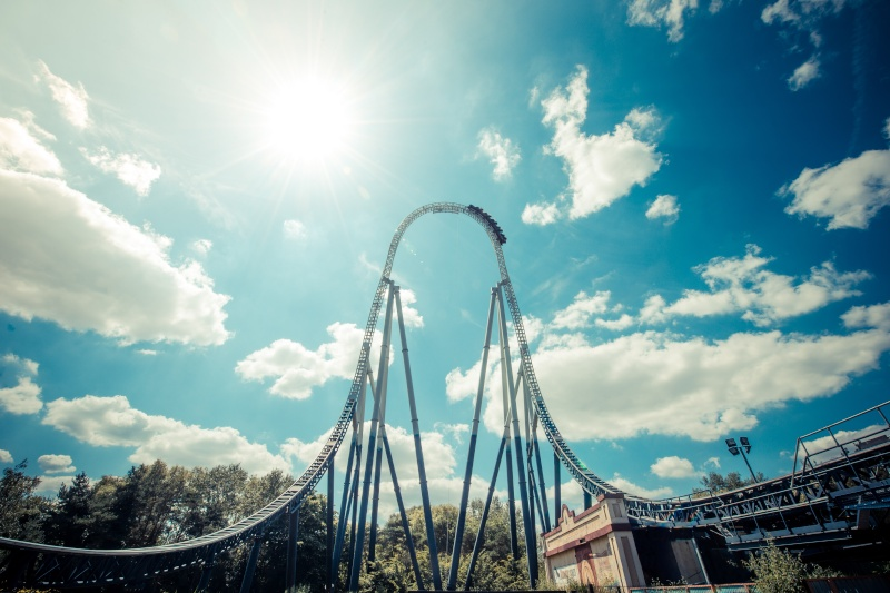 Parc d'attraction & Rollercoaster Thorpe10