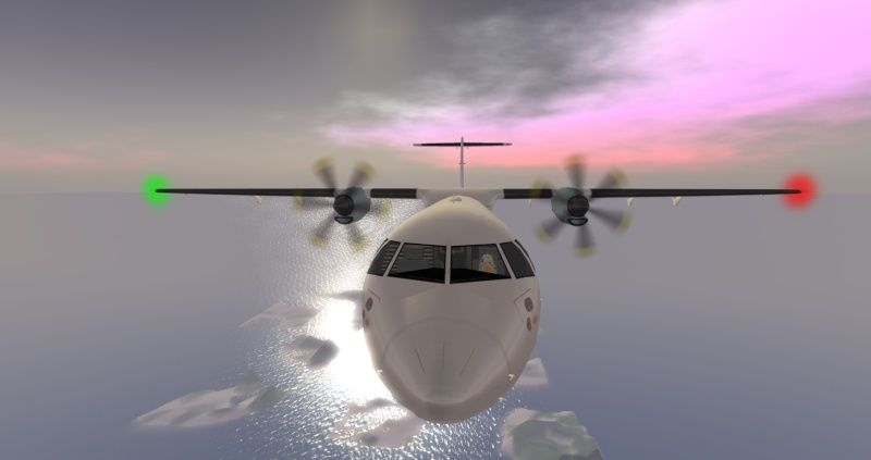 ATR 72 Regional Airliner Atr_7210