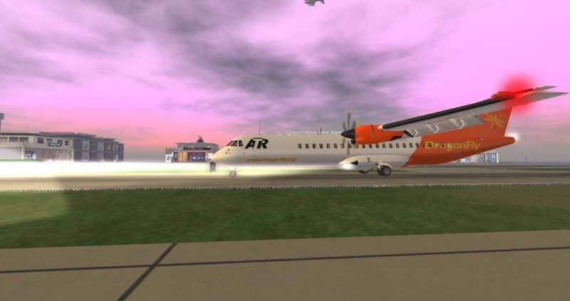 ATR 72 Regional Airliner Atr_7213