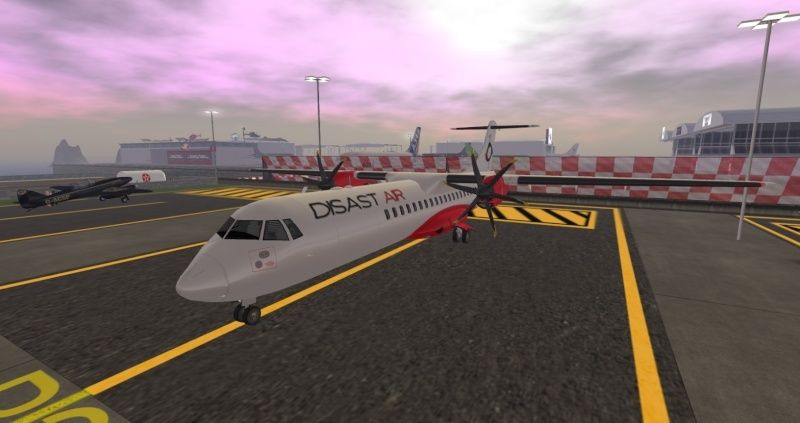 ATR 72 Regional Airliner Comet_13