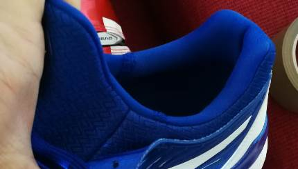 Recensione nuove scarpe ASICS Court FF NOVAK 2019 Lingue10