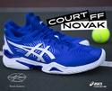 Recensione nuove scarpe ASICS Court FF NOVAK 2019 Asics_15