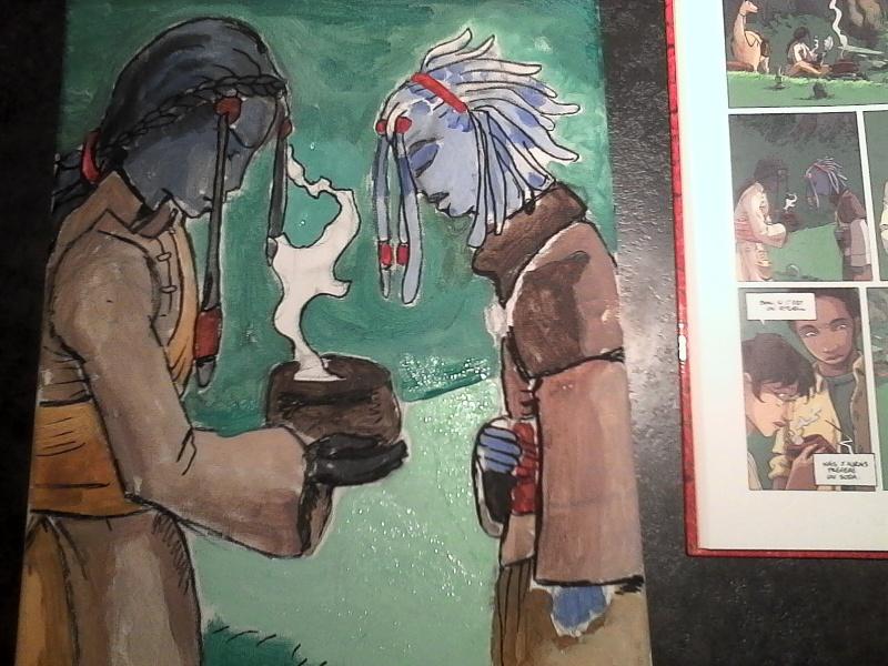 inspiration Loisel : rencontre rituelle  Img_2016