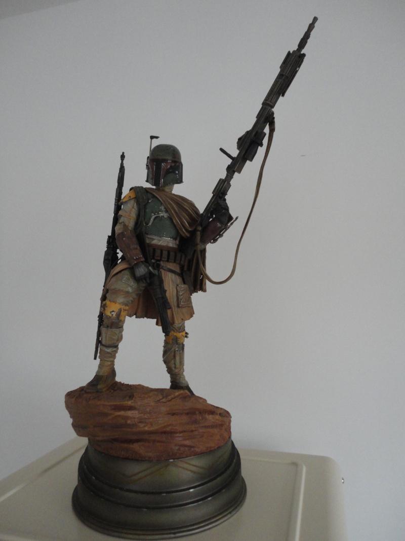 STAR WARS: BOBA FETT Mythos statue - Page 3 2015-119