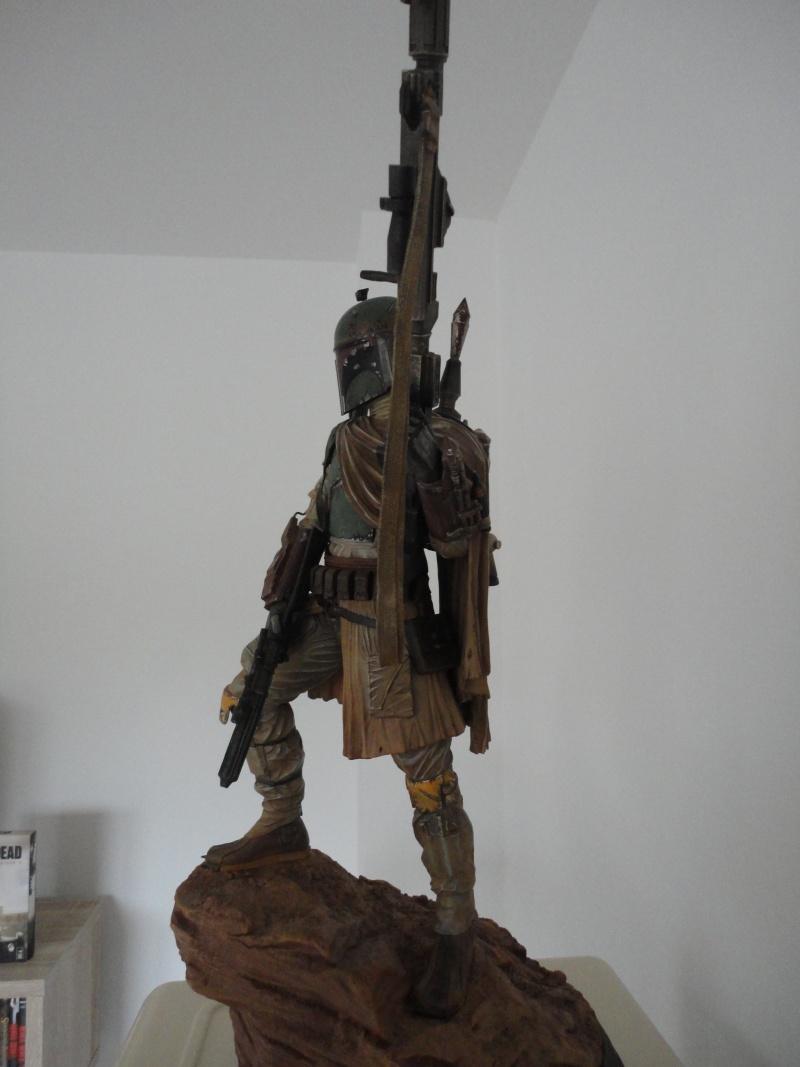 STAR WARS: BOBA FETT Mythos statue - Page 3 2015-123