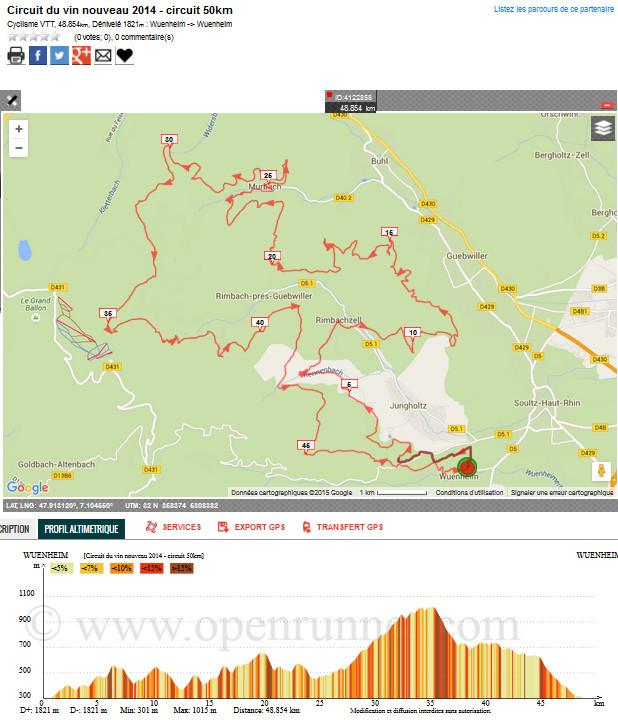Les circuits du vin nouveau à Wuenheim de 04 octobre Circui15