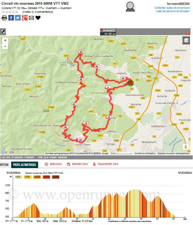 Les circuits du vin nouveau à Wuenheim de 04 octobre Circui16