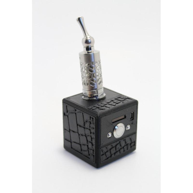 test de la Pipox électro : l'impression 3D déboule dans la vape. Pipox-10