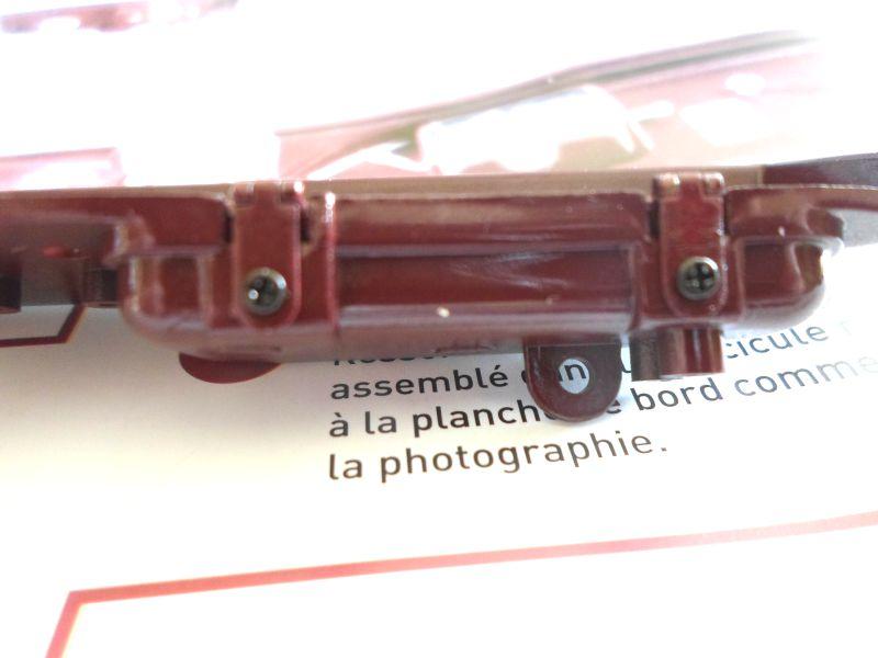 Maquette traction au 1/8ème T1611