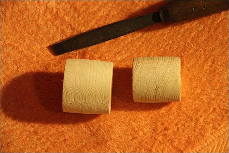 Fabrication d'une poulie en bois Img_2110