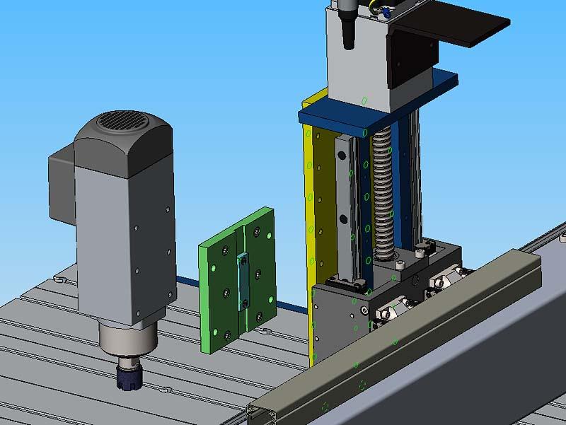 Installation BZT PFE500-PX Bzt50036