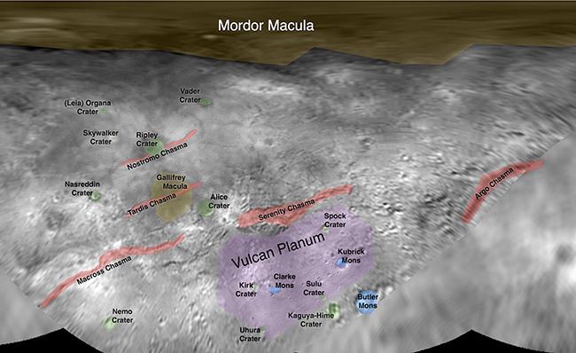 Macross localisé sur Charon, si si !! c'est pas une blague ! Charon10