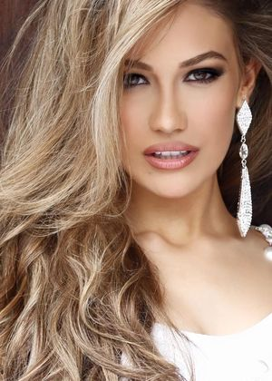 Daniella Rodriguez (TEXAS 2016) 55ecb910