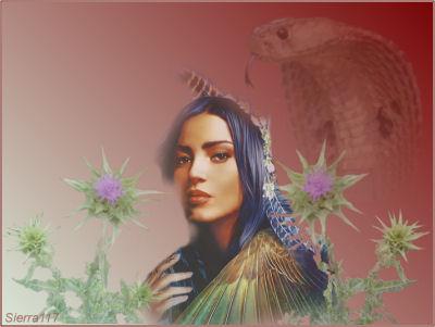 les totems - animaux, plantes et pierres-pouvoirs Cobra_11
