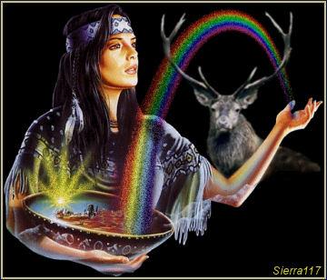les totems - animaux, plantes et pierres-pouvoirs Ind_ce10