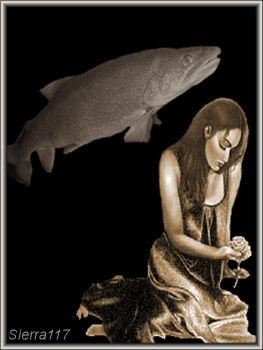 """les totems - """"l'astrologie"""" amérindienne Saumon10"""