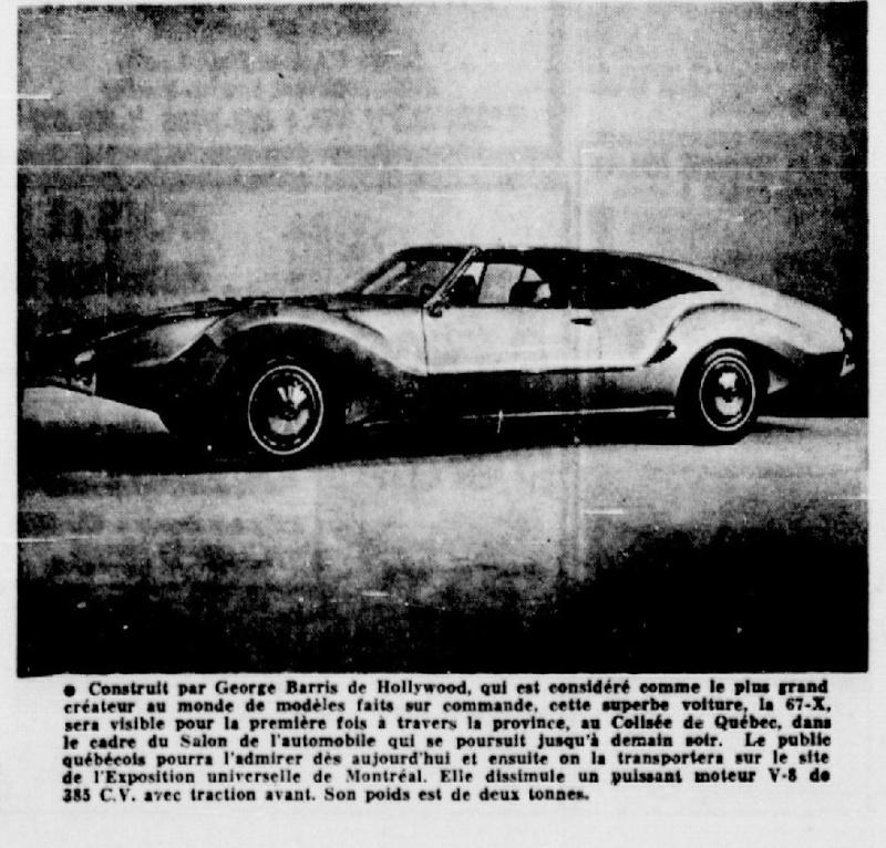 Toronado 67X , création Barris - Page 2 Barris10