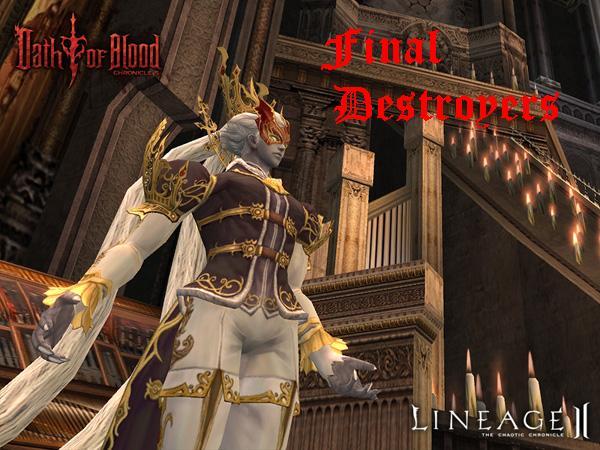 Clan Final Destroyers