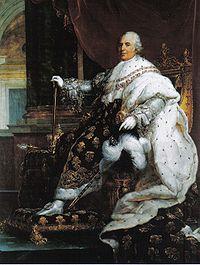 Demi franc LOUIS XVIII Louis_14