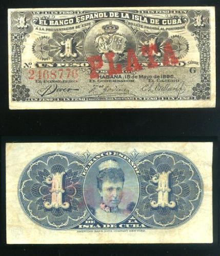 CUBA SUS BILLETES Y MONEDAS 1896_r10
