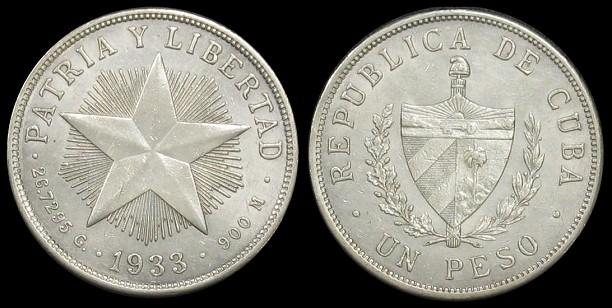 CUBA SUS BILLETES Y MONEDAS 1915-310