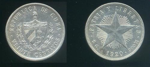 CUBA SUS BILLETES Y MONEDAS 1920_g10