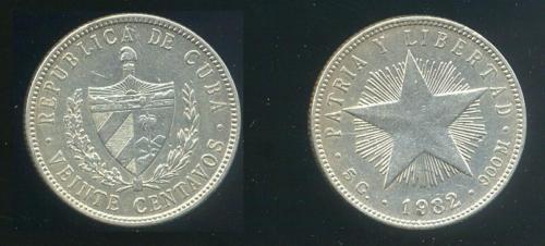 CUBA SUS BILLETES Y MONEDAS 1932_g10