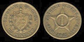 CUBA SUS BILLETES Y MONEDAS 194310
