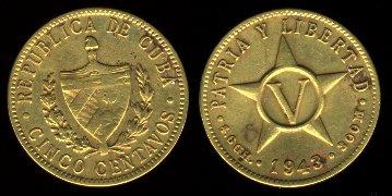 CUBA SUS BILLETES Y MONEDAS 1943110