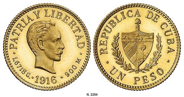 CUBA SUS BILLETES Y MONEDAS Cuba1910
