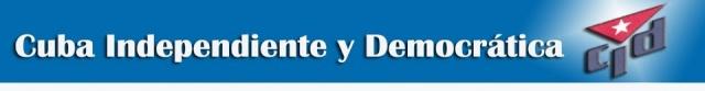 Cuba Independiente y Democrática  ***  CID Logo_c10