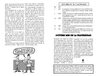 Boletín Gran Logia de Cuba de la Independiente Orden de OddFellows Oct-2012