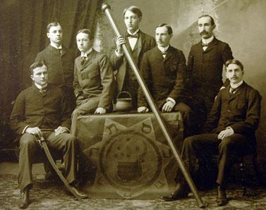 Las Fraternidades universitarias ligadas a la Masoneria Origin10