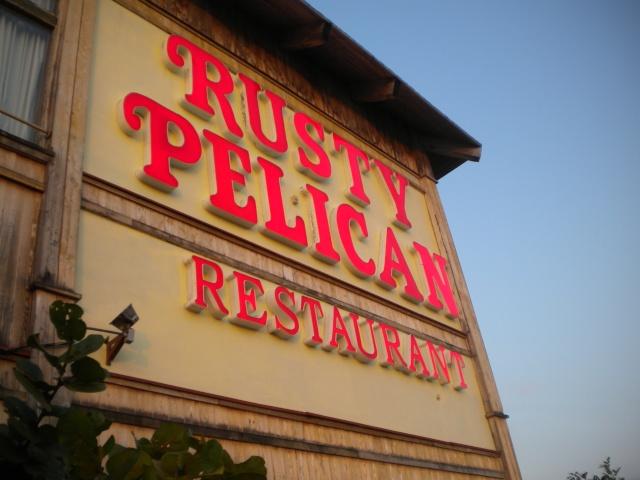 Celebrando el Dia de las Madres en el Rusty Pelican Rusty_10