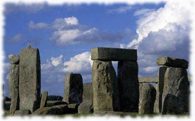 STONEHENGE Stone112